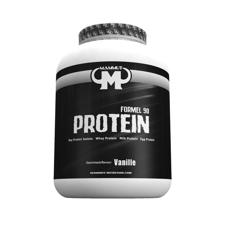 proteine mammut vanille