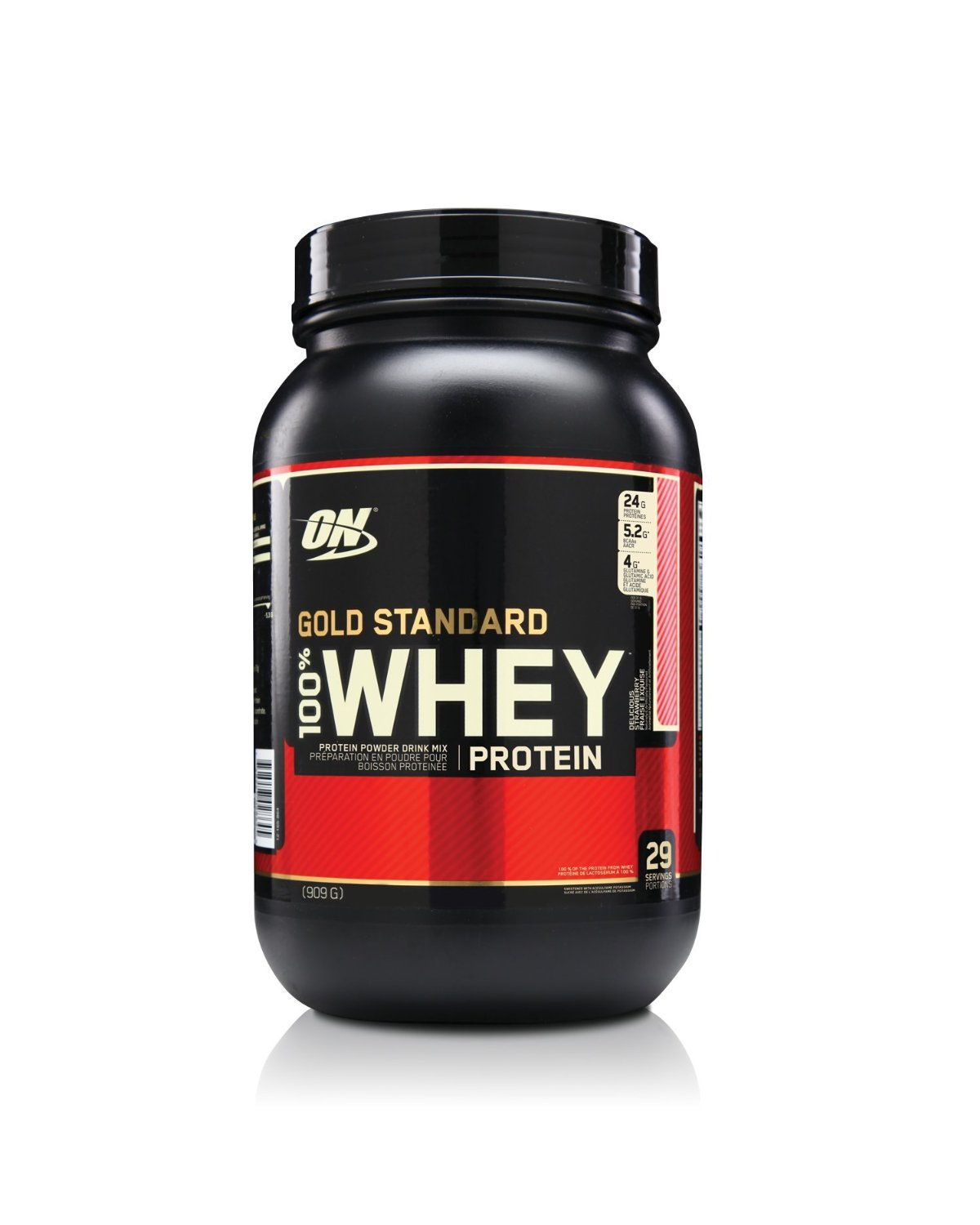 proteine musculation whey gold standard double chocolat